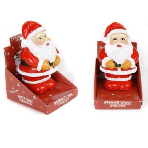 Spardose Weihnachtsmann