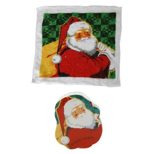 Magisches Handtuch - Weihnachtsmann