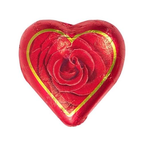 Storz Rosenherz aus Schokolade