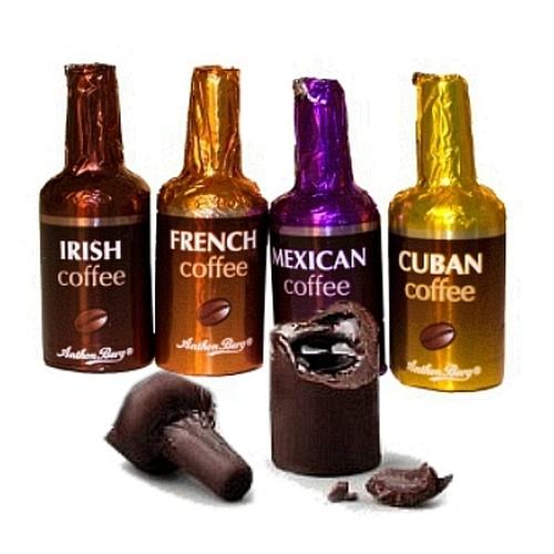 Mini Chocolate Coffee Liqueurs