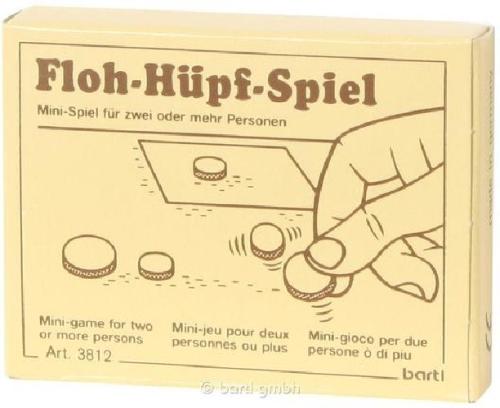 Floh-Hüpf-Spiel