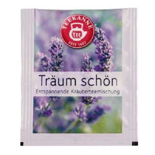 Teekanne - Träum schön